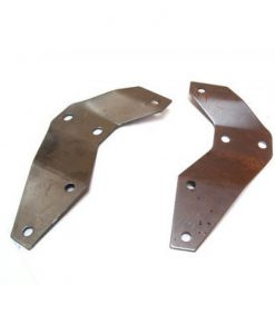 53-56 Ford Truck Front Bumper Brackets