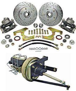 "CPP Brake Conversion - 5 on 4-3/4"""