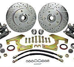 1947 - 1955 Chevy Truck Front Brake Kits Upgrade