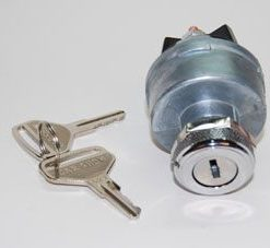 52-60 Switch - Ignition (includes cylinder and 2 keys)