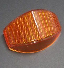 53-54 Lens - Parklight - Amber