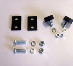 1953-55 Radiator Support Mount Kit