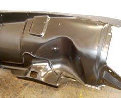 53-56 Inner Fender - RH - Steel