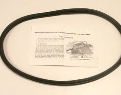 53-56 Gasket - Cowl Vent Seal