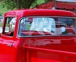 53-56 Big Back/Rear Window Conversion Frame