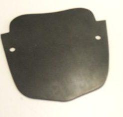 1953, 1954, 1955 & 1956 Ford F100 Hood Emblem Pad