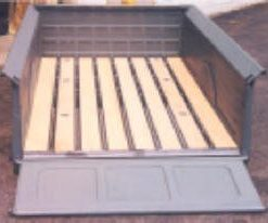 48-50 Complete Bed Kit - Shortbed Stepside