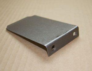 53-56 Door Hinge Cover - steel