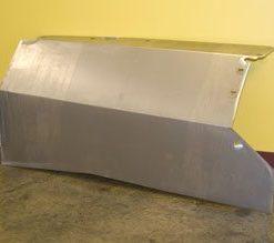 53-56 Custom Inner Fenders - Steel - Pair