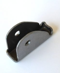 53-56 Rear cab mount bracket on frame - triangle