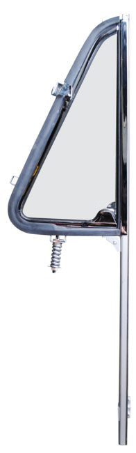 Chevy truck vent window assembly