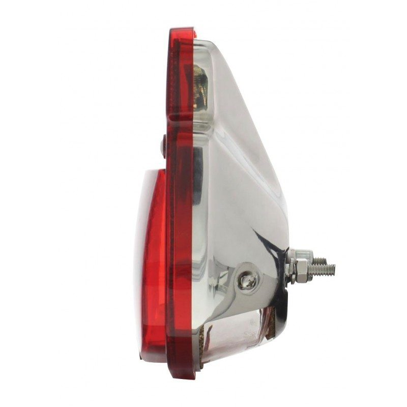 53-56 ford taillight assembly - rh