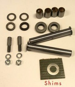 53-56 Ford F100 Kingpin Set
