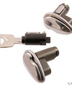 53-60 Ford Truck Lock Set - Door/Ignition