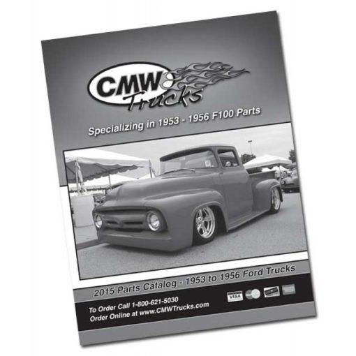 CMW Trucks 53-56 Ford Truck Parts Catalog