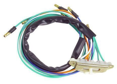 61 – 62 ford truck turn signal switch wiring