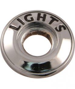 57 - 60 Ford Truck Chrome Dash Bezel - Headlight