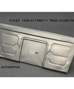 48 - 52 Ford Truck Front Floor Panel - Full Width of Cab