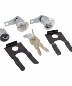 61 - 66 Ford Truck & 66 - 67 Ford Bronco Door Lock and Ignition Cylinder Set w/Keys