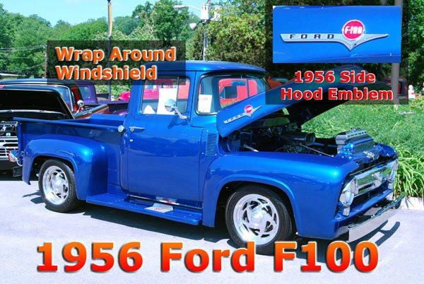 1956 Ford Trucks
