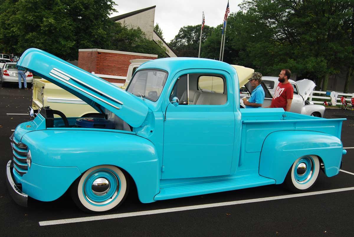 50 Ford F1 Dsc 0011 Cmw Trucks 1955 F100 Running Board