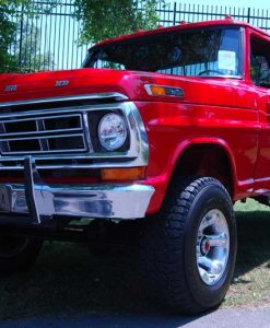 48 - 52 Ford F1 and 53 - 56 Ford F100 Truck Parts
