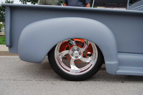 1948 Chevy 5 Window Pickup