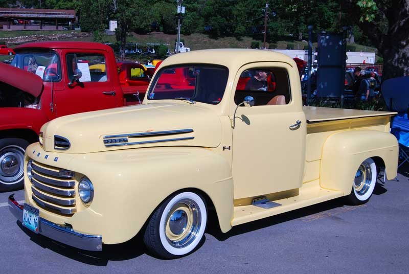 48 - 52 Ford Truck Parts