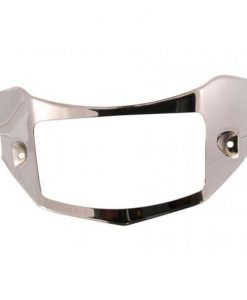 55 Ford Parking Light Bezel - Stainless Steel