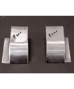 Bed Stake Pocket Extensions - Rounded - Rear Require Cutting Off One Flange
