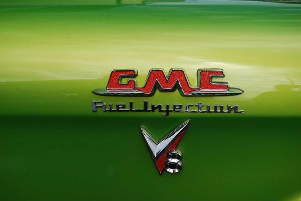 55 GMC Truck - Fuel Injection