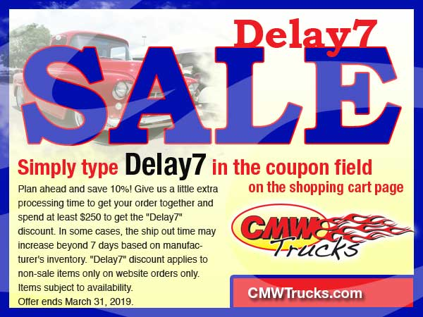 Delay7 Coupon