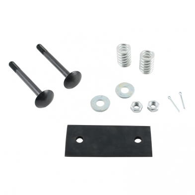 48-52 Ford Truck Radiator Support to Frame Pad & Bolt Kit