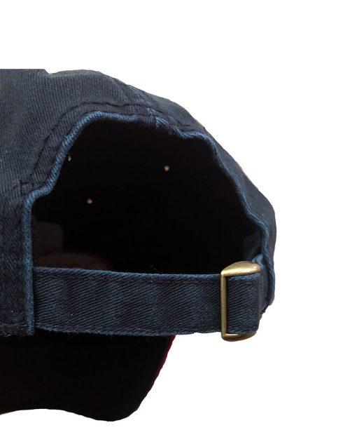 CMW Trucks Baseball Hat - Black with Red Trim - Clasp